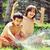 água · borrifador · parque · plantas · grama - foto stock © zurijeta