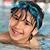 aranyos · kicsi · gyerek · úszómedence · fiú · arc - stock fotó © zurijeta