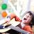 küçük · erkek · gitar · yalıtılmış · beyaz · çocuk - stok fotoğraf © zurijeta