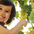 mosolyog · fiú · szőlő · szőlőtőke · étel · mosoly - stock fotó © zurijeta