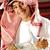 real · árabe · café · cara · feliz · retrato - foto stock © zurijeta