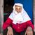 古い · 伝統的な · 遺産 · 着用 · 女性 · 笑顔 - ストックフォト © zurijeta