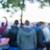 streszczenie · rozmycie · publiczności · tłum · odkryty · ludzi - zdjęcia stock © zurijeta