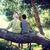 ragazzi · moda · ritratto · ragazzo · posa · verde - foto d'archivio © zurijeta