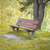 wooden bench in summer forest stock photo © zurijeta
