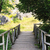 ponte · montagna · foresta · legno · vicino · acqua - foto d'archivio © zurijeta