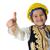 árabe · menino · tradicional · roupa · isolado · feliz - foto stock © zurijeta