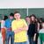 liceum · student · klasie · stałego · uśmiech - zdjęcia stock © zurijeta
