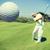 человека · играет · гольф · клуба · природы · лет - Сток-фото © zurijeta
