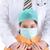 портрет · отец · материнский · больницу · семьи · ребенка - Сток-фото © zurijeta
