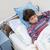 lekarza · chorych · młodych · asian · chłopca · szpitala - zdjęcia stock © zurijeta