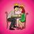 casal · café · falante · calma · amor · homem - foto stock © zuzuan