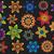 floral · géométrique · ornement · design · modèle · résumé - photo stock © Zuzuan