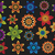 floral geometric ornament design pattern stock photo © Zuzuan