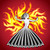 огня · пламя · символ · набор · оранжевый · власти - Сток-фото © zuzuan