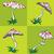 poisonous amanita mushroom with red dots vector illustration stock photo © zuzuan