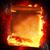 burning blank papyrus stock photo © zven0