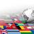 Australia · banderą · świat · flagi · kolekcja · tekstury - zdjęcia stock © zven0