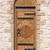 deur · arabisch · script · stenen · muur · gebouw · hout - stockfoto © zybr78