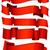 conjunto · coleção · vermelho · retro · sucesso - foto stock © zybr78