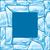 広場 · フレーム · 氷 · レンガ · 抽象的な - ストックフォト © zybr78