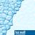氷 · 壁 · 青 · 抽象的な · 背景 · レンガ - ストックフォト © zybr78